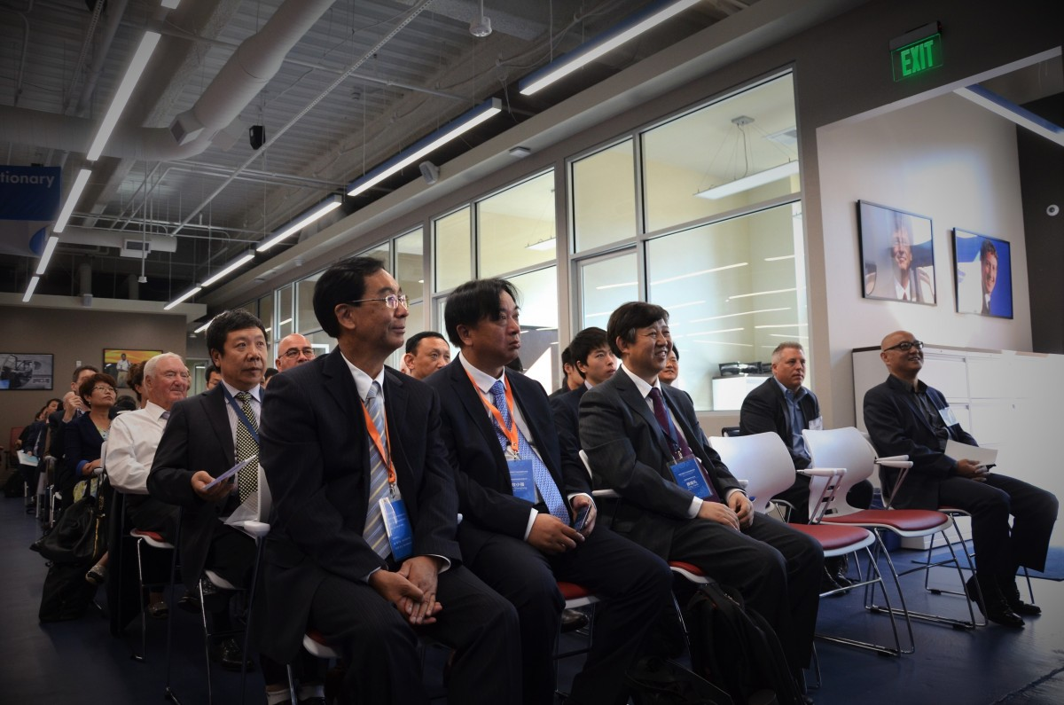 UCCTC hosts Executive-led Investor Delegation from China