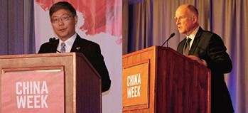 UCCTC Panel Brings Together Cleantech Entrepreneurs, Innovators at China Week LA's Business Forum