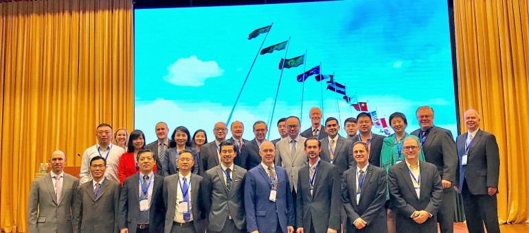 UCCTC Leads 1st NEV Trade Mission to China since Imminent Ban on Diesel and Gas Vehicles Declared